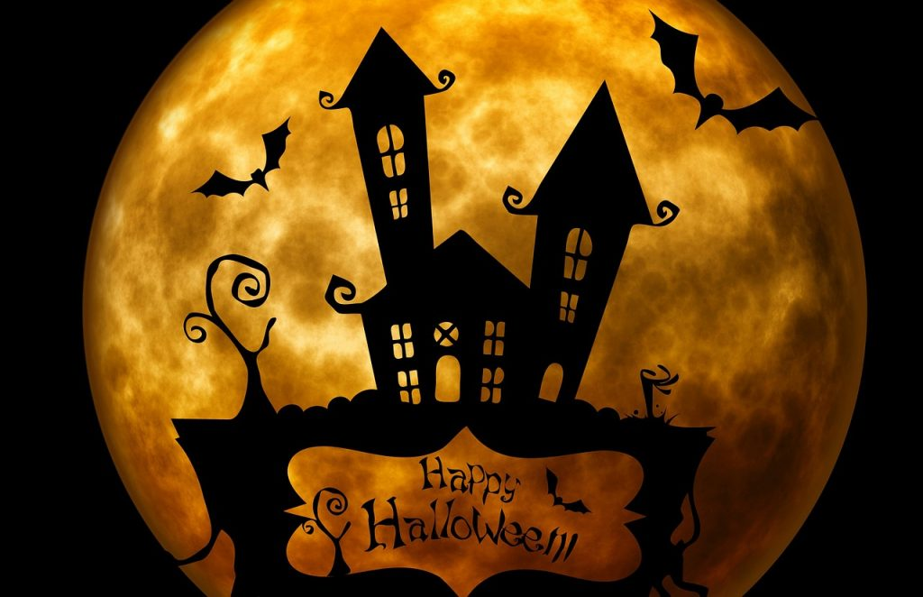 Halloween wishes and card messages