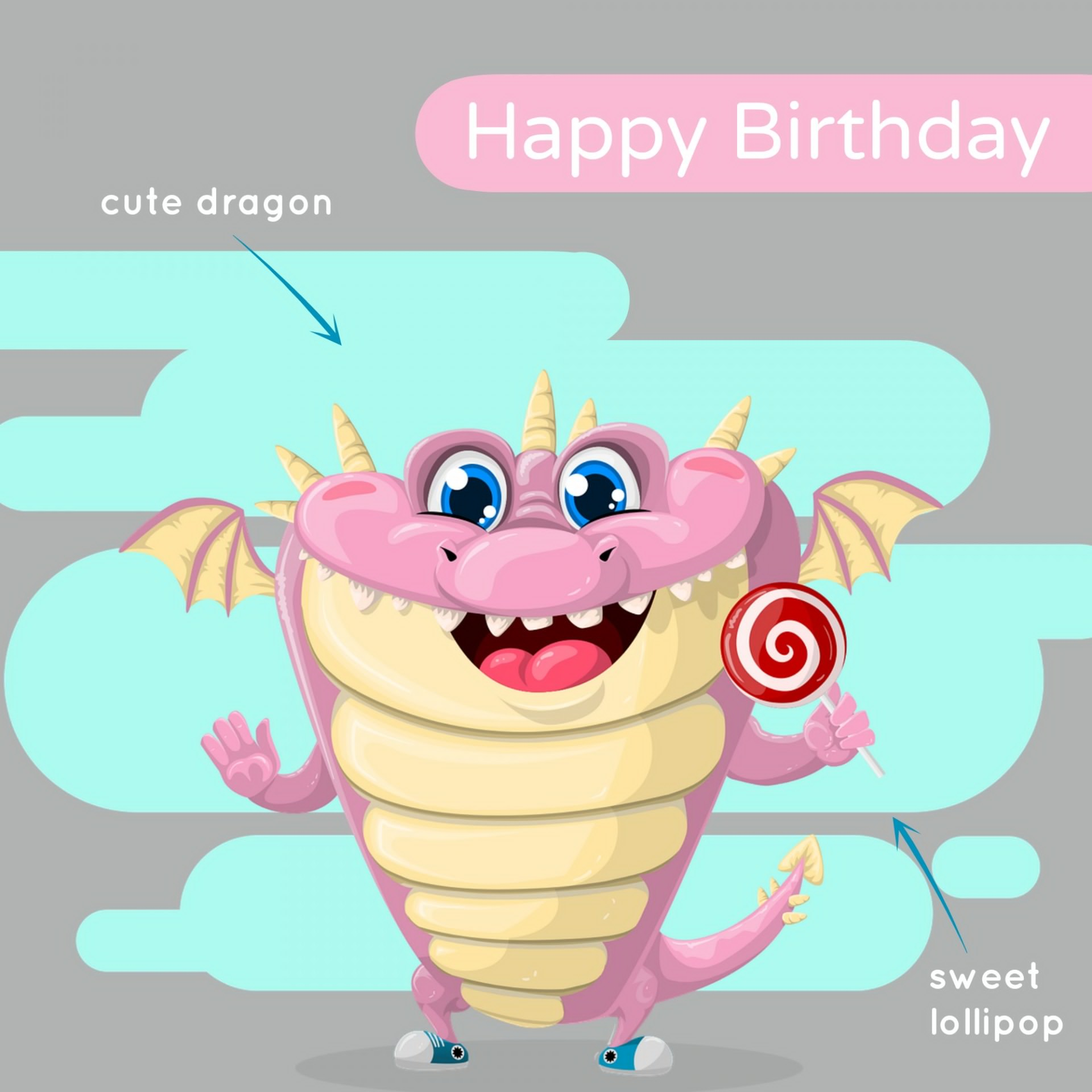 Happy Birthday Ecard Ecards Your Name