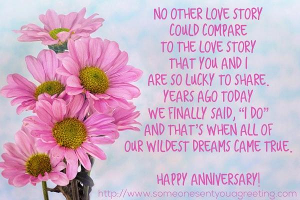 Anniversary poems for girlfriend happy my Happy Anniversary