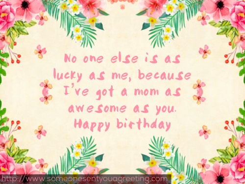 Religious Birthday Wishes For Mom