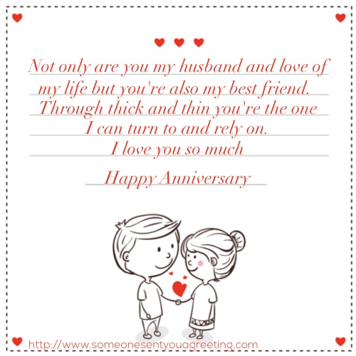 Happy Wedding Anniversary Quotes (60+ Examples With Images