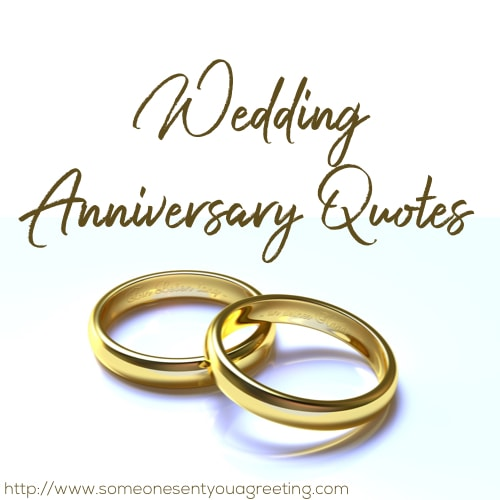 Happy Wedding Anniversary Quotes (60+ Examples with Images ...