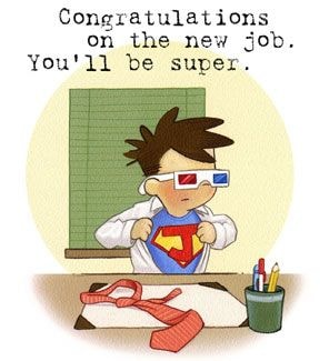 Congratulations-on a New Job Messages and Wishes