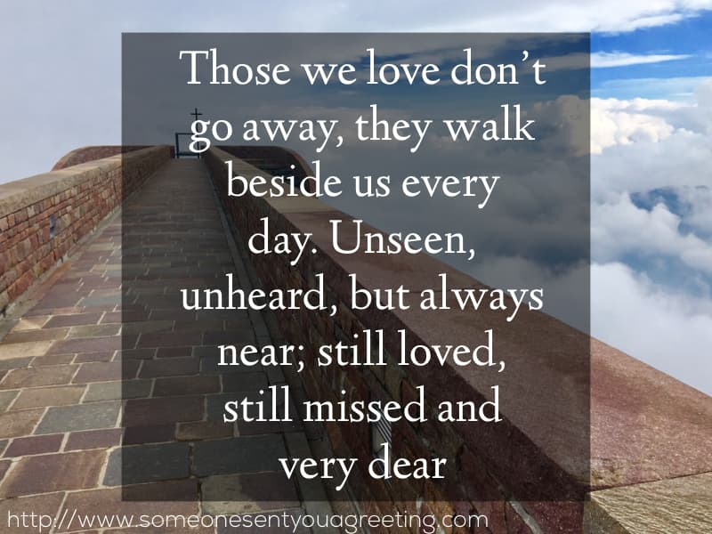 Death Anniversary Quotes and Messages – Someone Sent You A ...