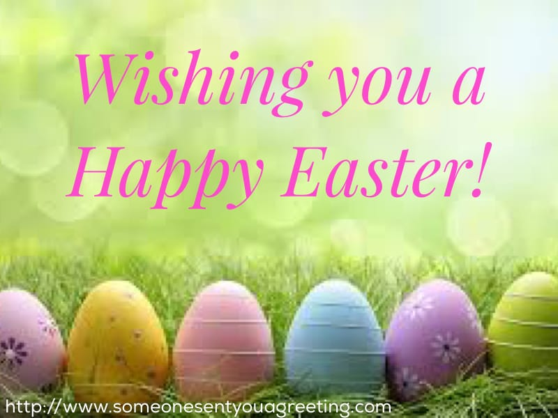 Easter quotes, messages and wishes to Write in a card