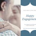 Happy Engagement eCard