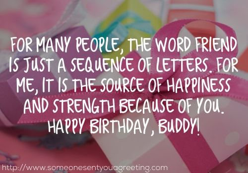 Happy Birthday Message for Facebook