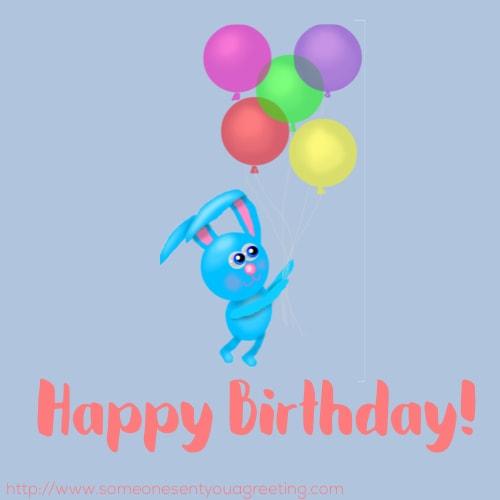 Happy Birthday Facebook Wish