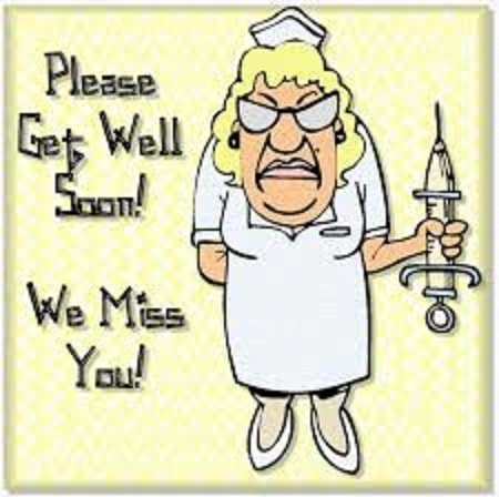 Funny Get Well Soon Quotes and Messages