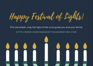 Happy Festival of Light eCard