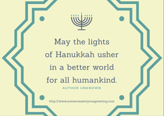 Image result for hanukkah quotes