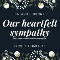 Sympathy eCards