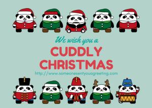 Cute Christmas eCard
