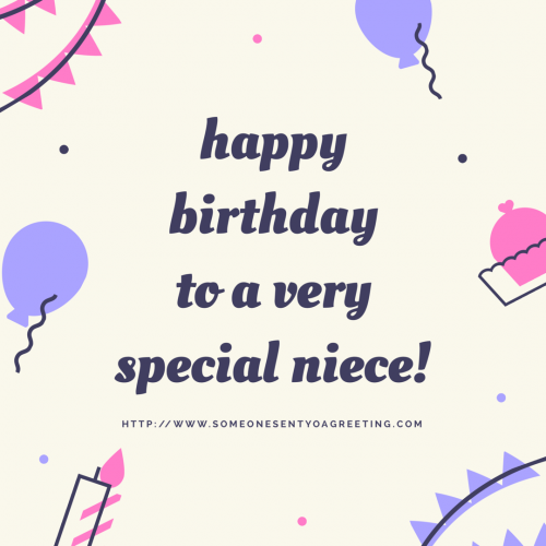 Happy Birthday Niece: 40+ Birthday Wishes, Quotes and Images for a Niece