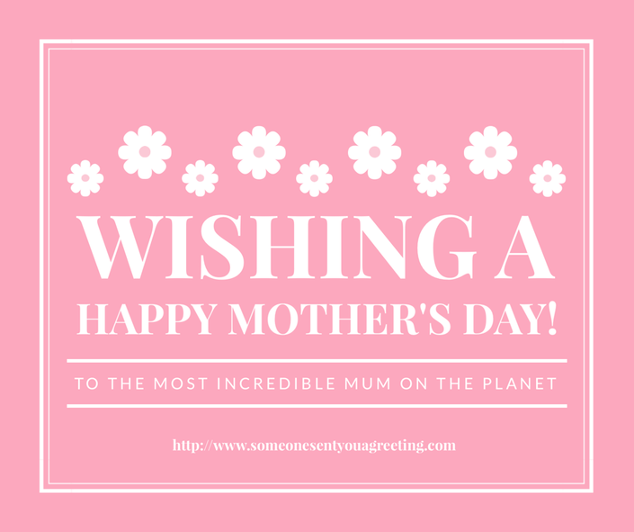 Mother's Day eCards