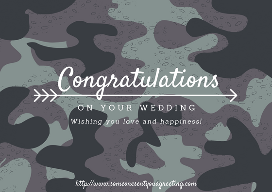 Wedding Congratulations eCards