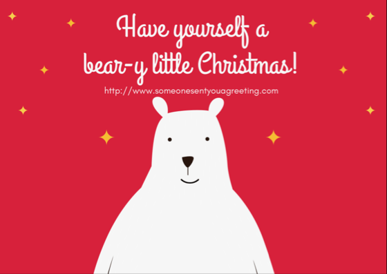 Funny Christmas Card Message