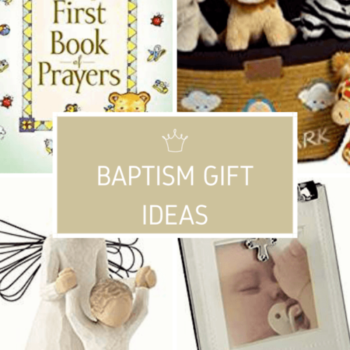 Baptism Gift Ideas for Boys, Girls and Adults