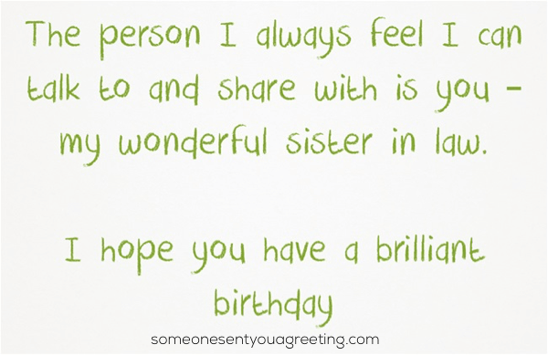 I hope you have a brilliant birthday