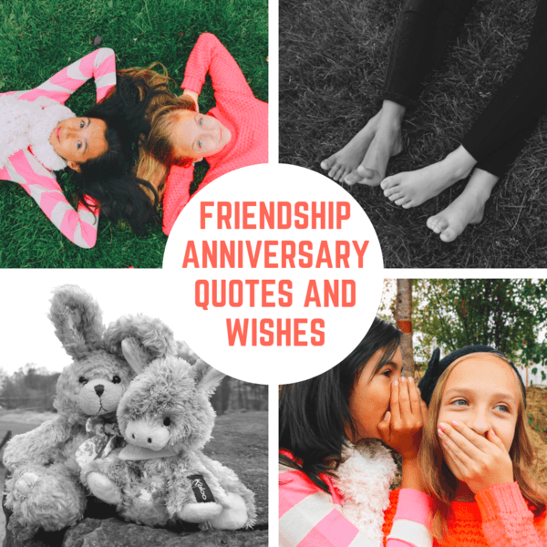 Friendship anniversary Quotes and wishes