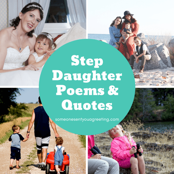 Step daughter poems and quotes