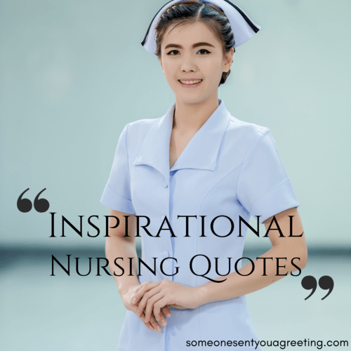 Motivational Quotes For Nursing Students: 48 Of The Most Inspirational Nursing Quotes