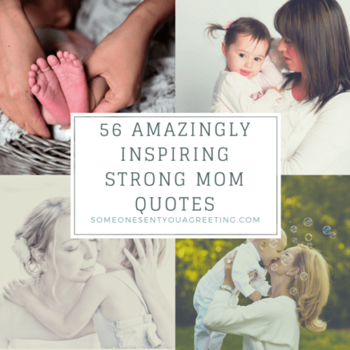 66 Amazingly Inspiring Strong Mom Quotes