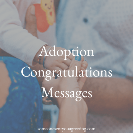 adoption congratulations 41 ways to congratulate new parents someone sent you a greeting