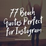 beach puns and quotes for Instagram