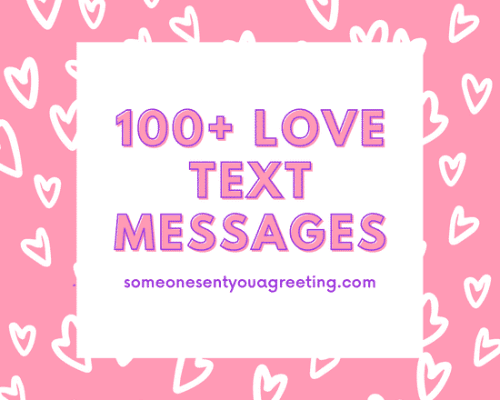 100+ Love Text Messages (with Images)