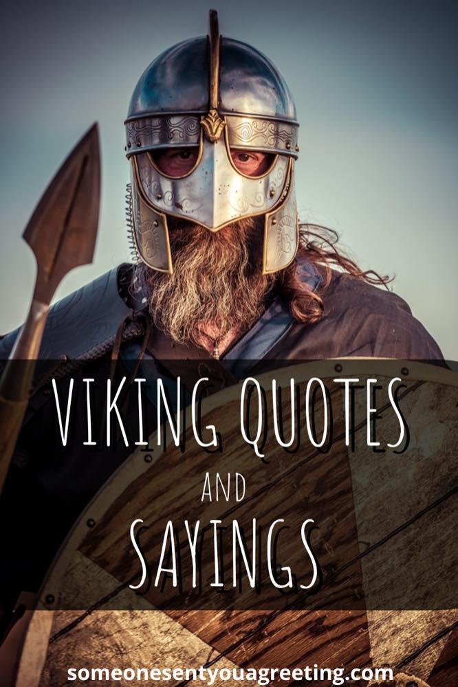 Viking quotes and sayings Pinterest small