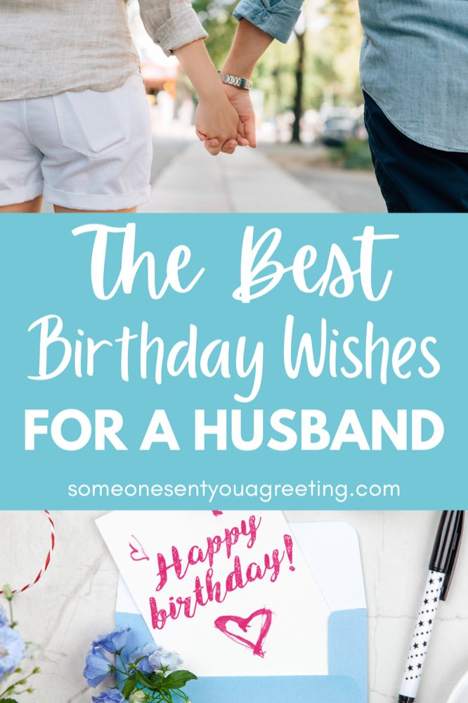 Birthday wishes for husband Pinterest small