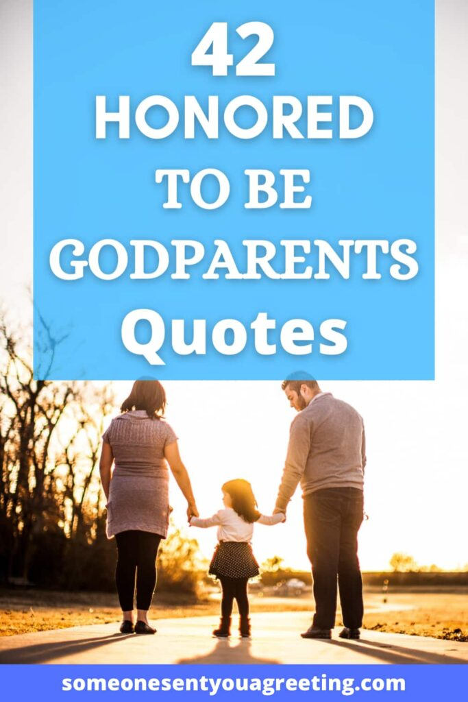 Honored to be godparents quotes pinterest small