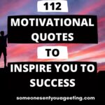 Motivational quotes to inspire success