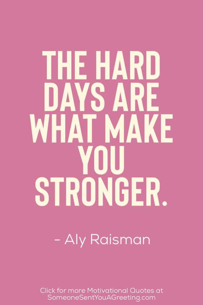Aly raisman super motivational quote