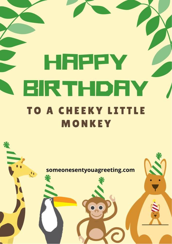 2nd birthday message