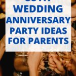 35th wedding anniversary ideas for parents