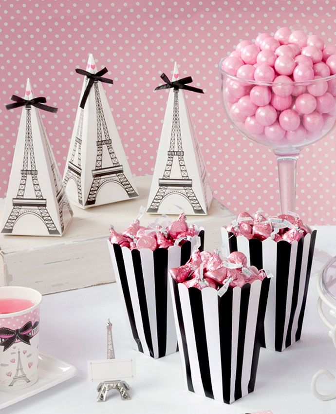 Paris favorite city party theme idea