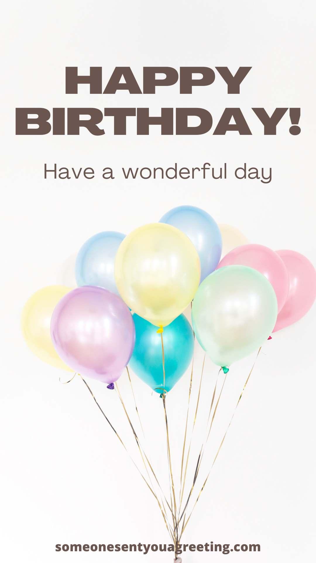 coworker birthday message