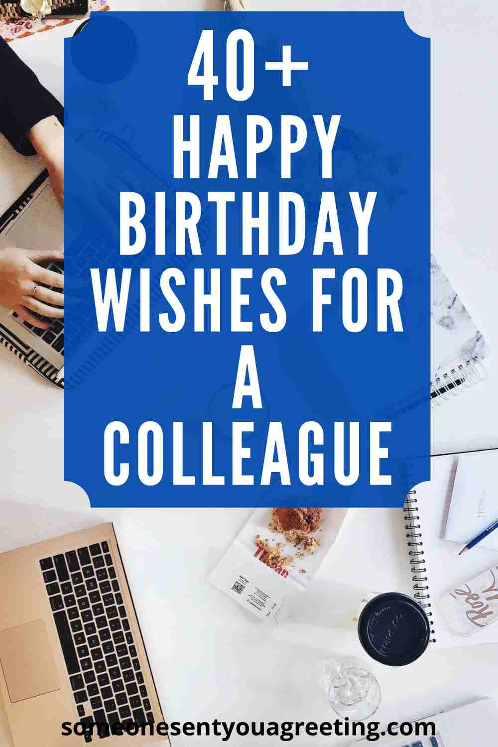 happy birthday colleague wishes