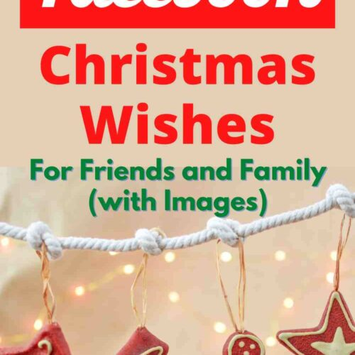 43 Christmas Wishes for Facebook Friends and Family (with Images)