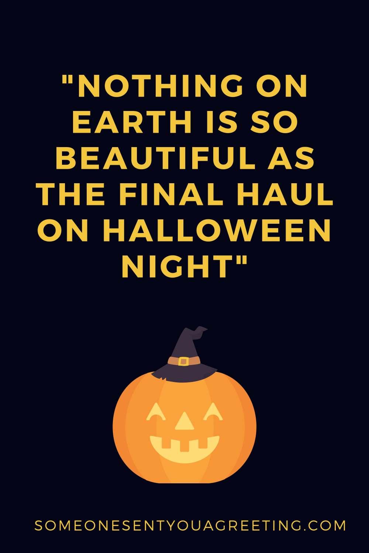 cute Halloween saying
