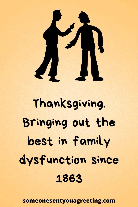 funny thanksgiving saying