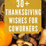 thanksgiving wishes for coworkers