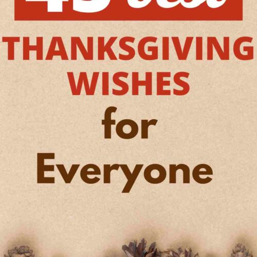 Happy Thanksgiving Wishes for Everyone!