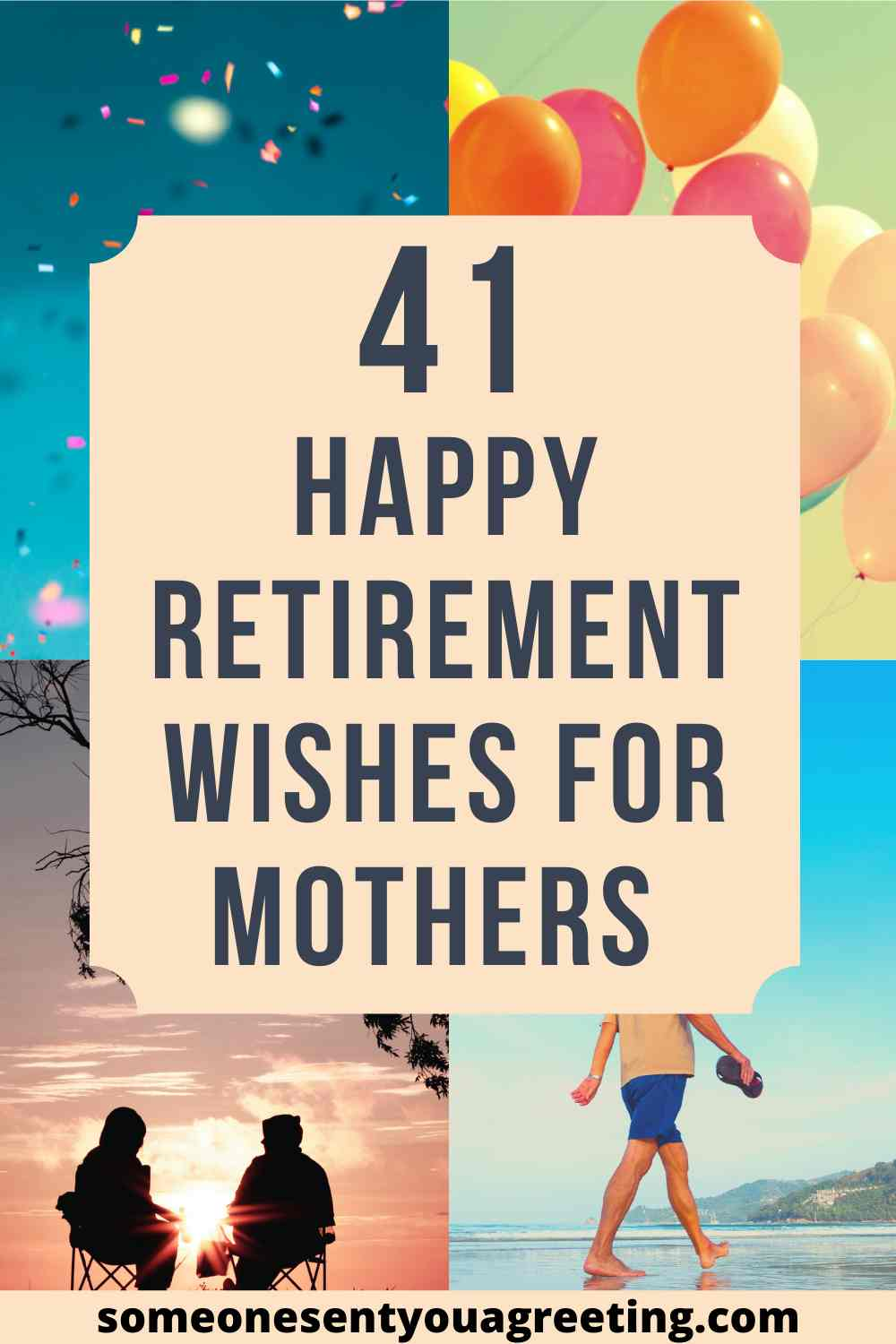 retirement wishes for mom